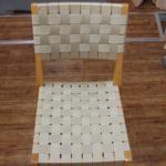店舗用椅子①アフター