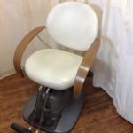 美容店舗用椅子ビフォー